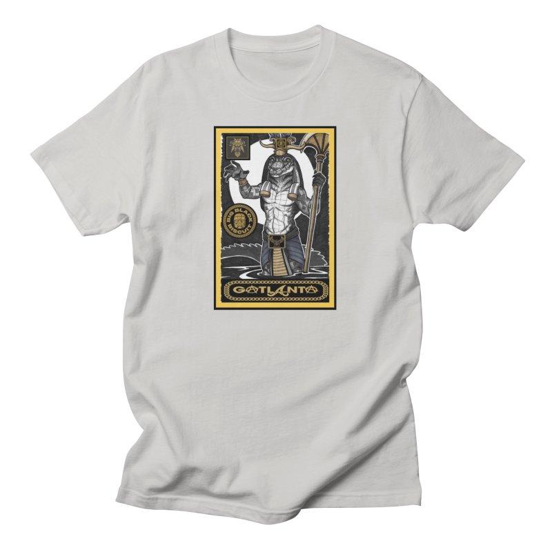 Slickback EL Men's T-Shirt by BigBlackBiscuit's Artist Shop