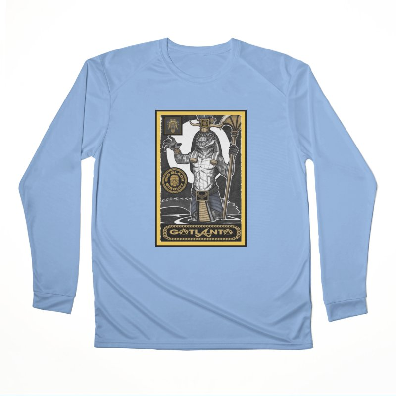 Slickback EL Men's Longsleeve T-Shirt by BigBlackBiscuit's Artist Shop