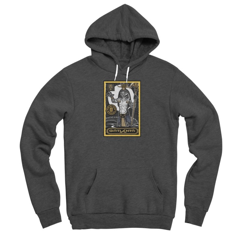 Slickback EL Men's Pullover Hoody by BigBlackBiscuit's Artist Shop