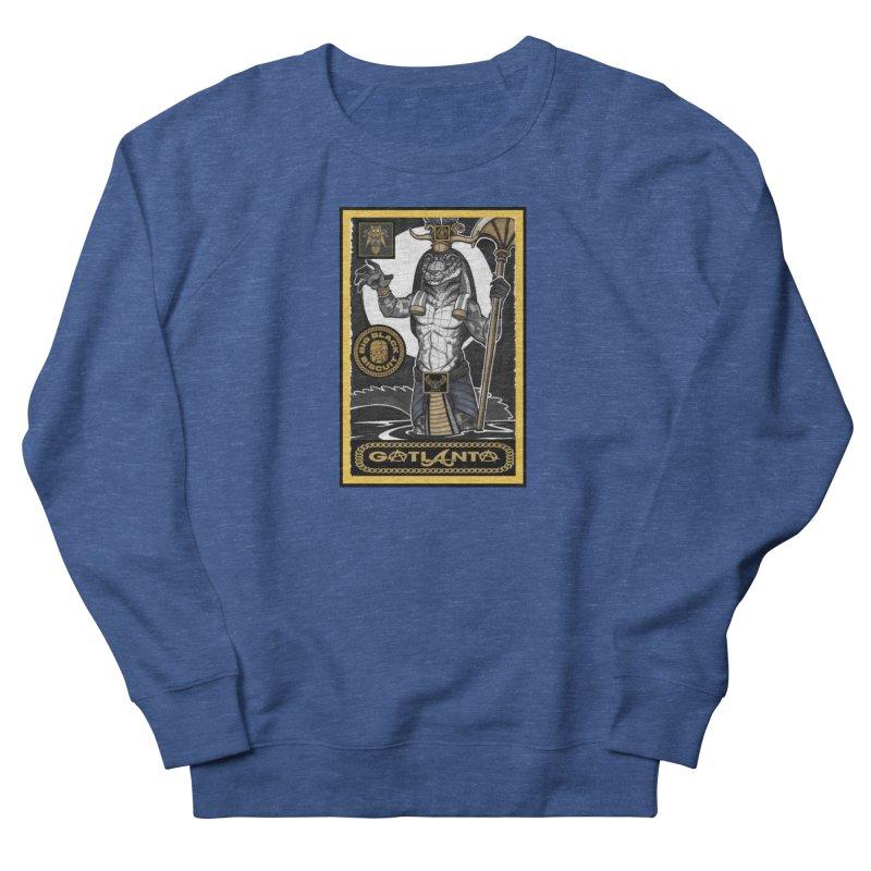 Slickback EL Men's Sweatshirt by BigBlackBiscuit's Artist Shop