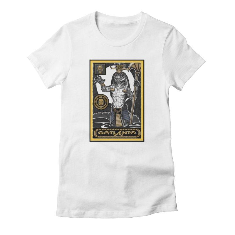 Slickback EL Women's T-Shirt by BigBlackBiscuit's Artist Shop