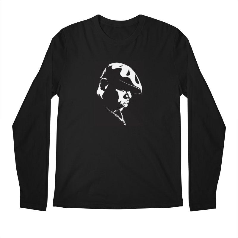 Baby Babay Men's Longsleeve T-Shirt by BigBlackBiscuit's Artist Shop