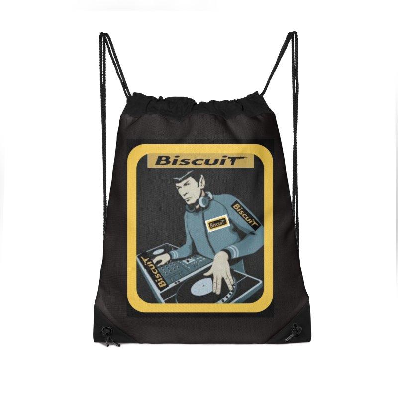 DJ Kling-On the Cutt Accessories Bag by BigBlackBiscuit's Artist Shop