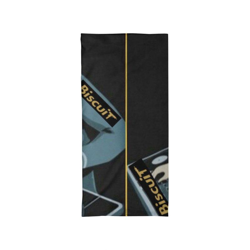 DJ Kling-On the Cutt Accessories Neck Gaiter by BigBlackBiscuit's Artist Shop