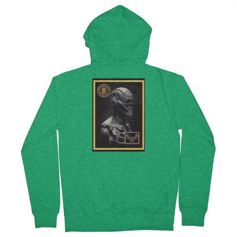 Nebula experience Men's Zip-Up Hoody by BigBlackBiscuit's Artist Shop