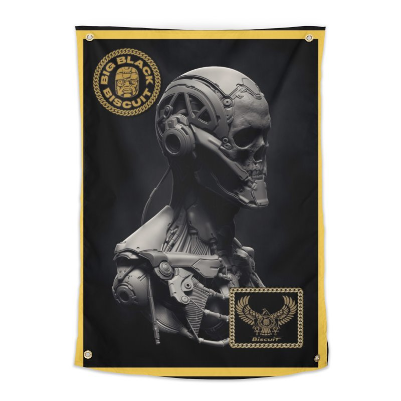 Nebula experience Home Tapestry by BigBlackBiscuit's Artist Shop