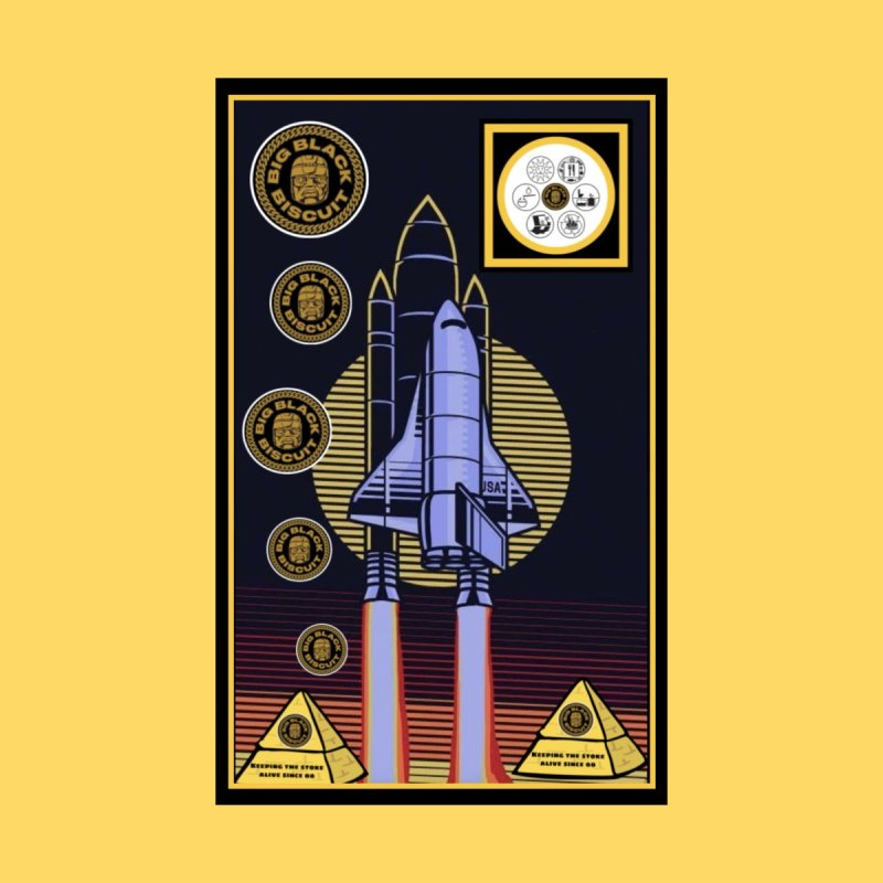 Analog  Lightship Men's T-Shirt by BigBlackBiscuit's Artist Shop