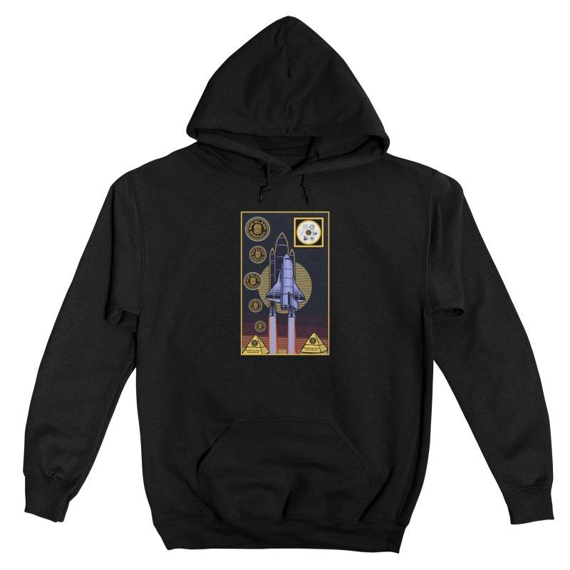 Analog  Lightship Men's Pullover Hoody by BigBlackBiscuit's Artist Shop