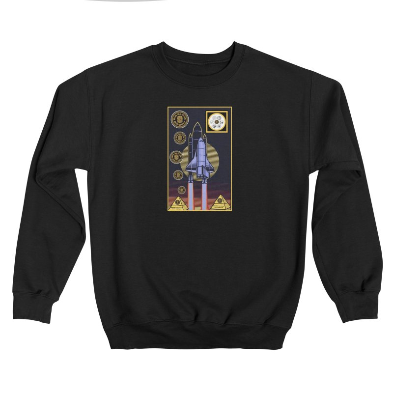Analog  Lightship Women's Sweatshirt by BigBlackBiscuit's Artist Shop