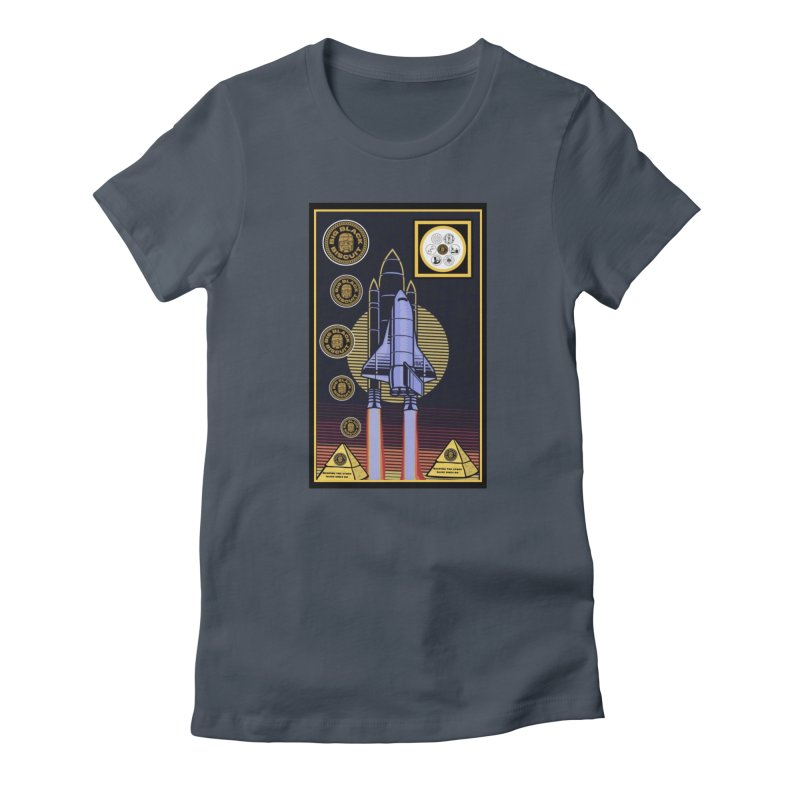 Analog  Lightship Women's T-Shirt by BigBlackBiscuit's Artist Shop