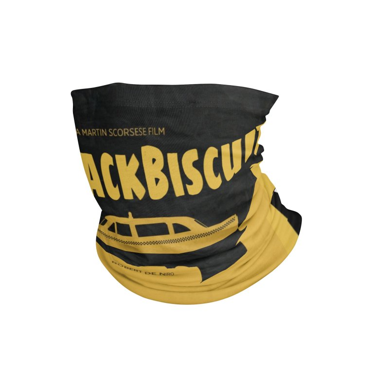 UBER DRIVER Accessories Neck Gaiter by BigBlackBiscuit's Artist Shop
