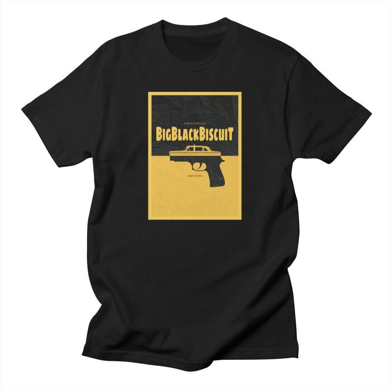 UBER DRIVER Men's T-Shirt by BigBlackBiscuit's Artist Shop