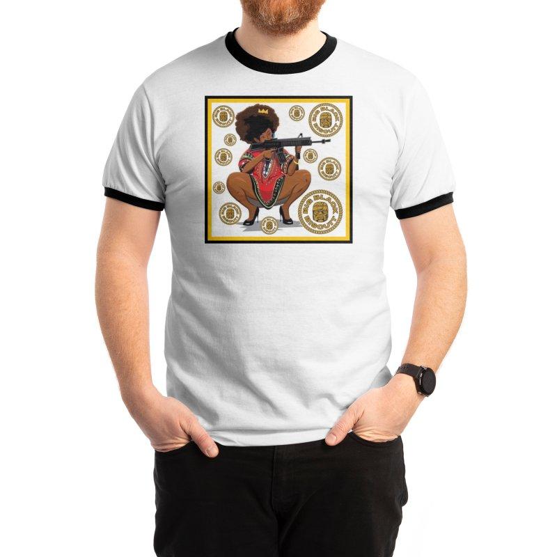 SISTA SOL-JAH Men's T-Shirt by BigBlackBiscuit's Artist Shop