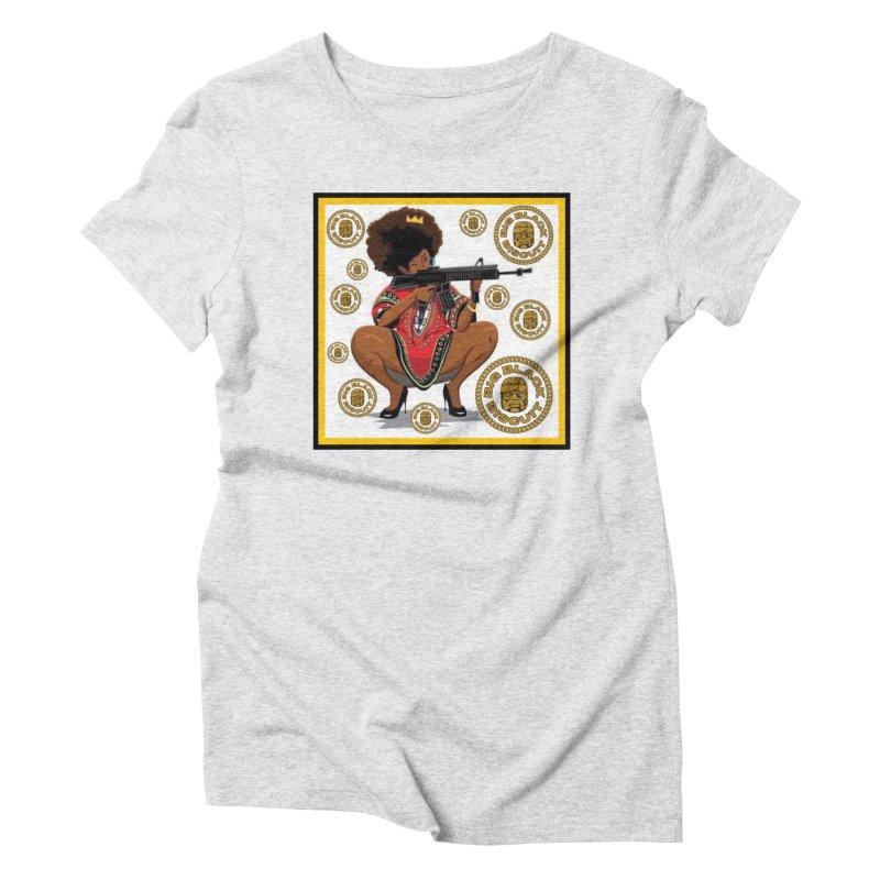 SISTA SOL-JAH Women's T-Shirt by BigBlackBiscuit's Artist Shop
