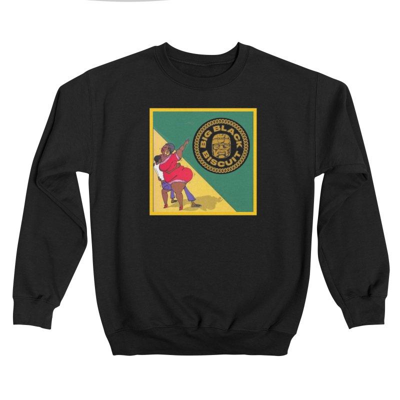 Dancehall Heavyweight Men's Sweatshirt by BigBlackBiscuit's Artist Shop