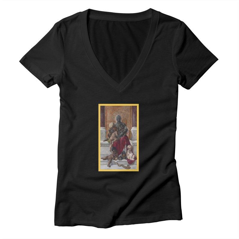 Women's None by BigBlackBiscuit's Artist Shop