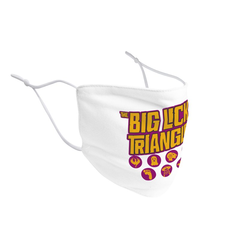 The Big Lick Triangle products Accessories Face Mask by BigLickTriangle's Artist Shop