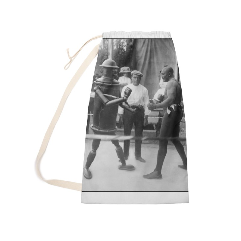 Boilerplate Spars with Jack Johnson Accessories Bag by Big Red Hair's Artist Shop