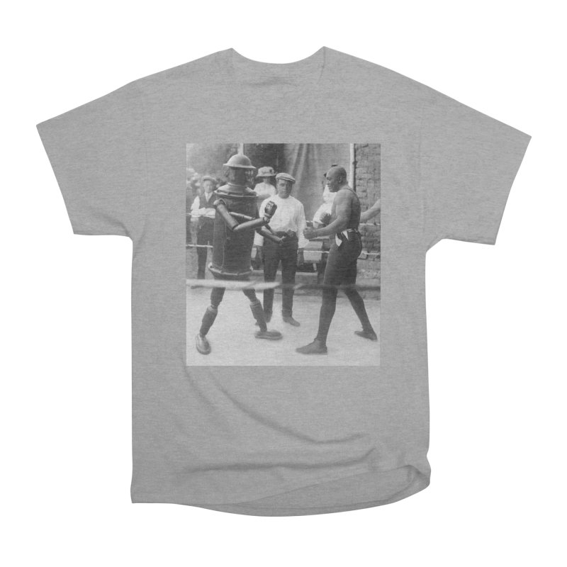 Boilerplate Spars with Jack Johnson Men's T-Shirt by Big Red Hair's Artist Shop