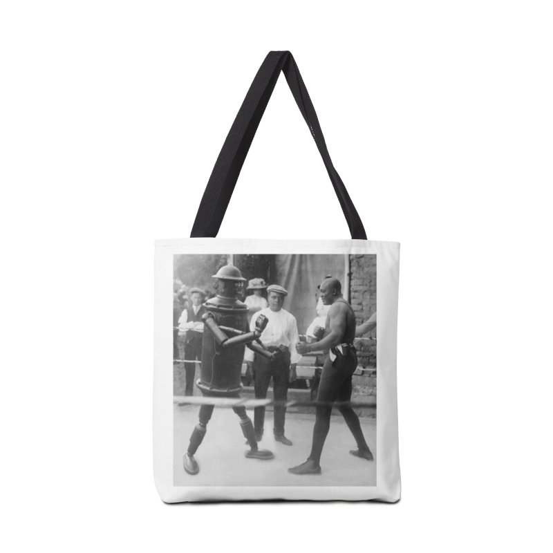 Boilerplate Spars with Jack Johnson Accessories Tote Bag Bag by Big Red Hair's Artist Shop