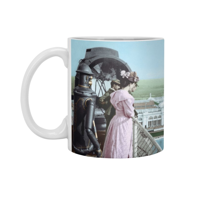 Boilerplate at the Chicago World's Fair Accessories Standard Mug by Big Red Hair's Artist Shop