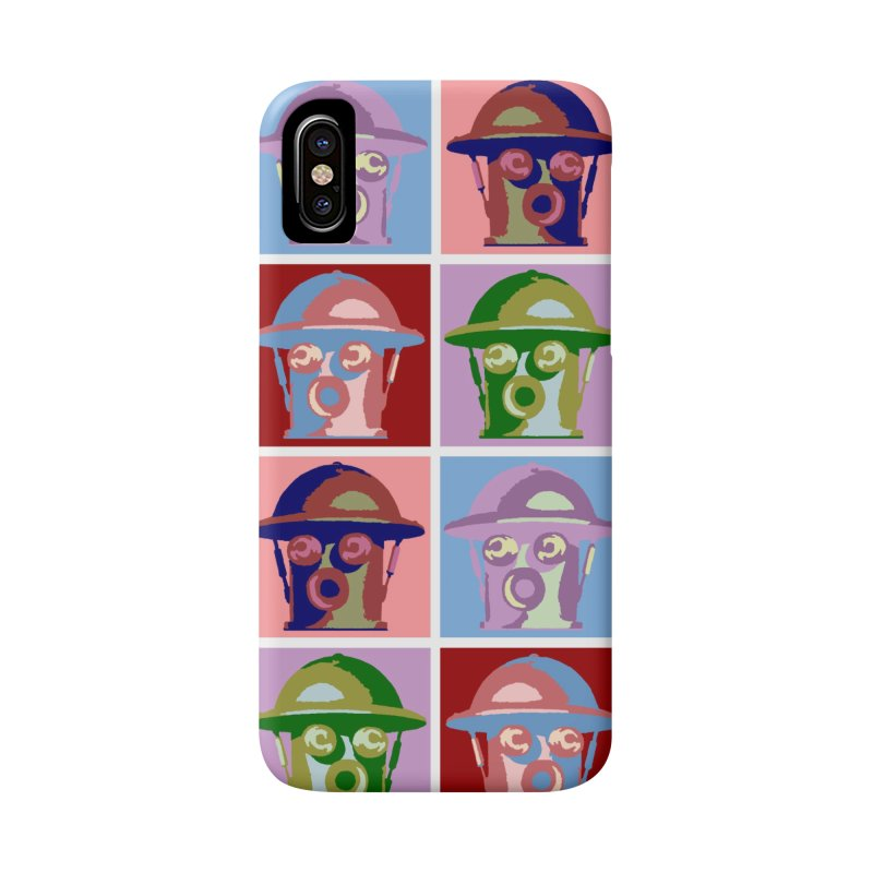 Boilerplate After Andy Warhol Accessories Phone Case by Big Red Hair's Artist Shop