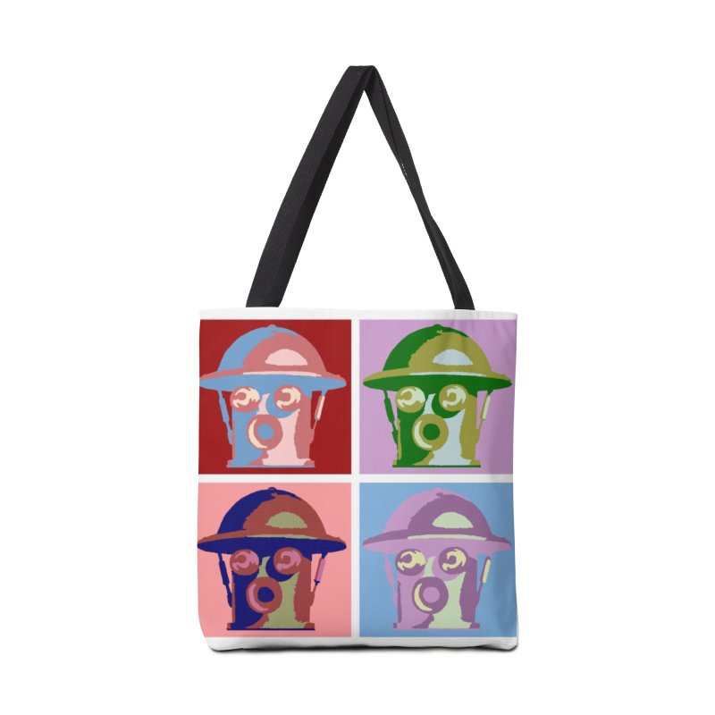 Boilerplate After Andy Warhol Accessories Tote Bag Bag by Big Red Hair's Artist Shop