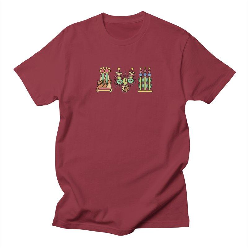 Aztec Empire: Symbol Logo Men's Regular T-Shirt by Big Red Hair's Artist Shop