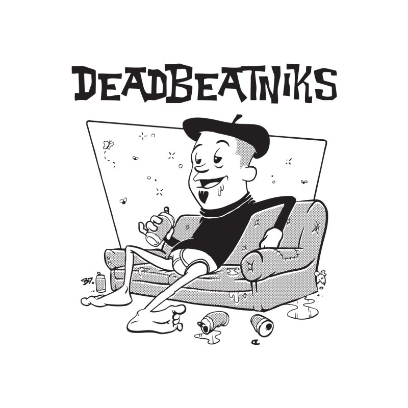 Deadbeatniks by BIGFUN's Boutik