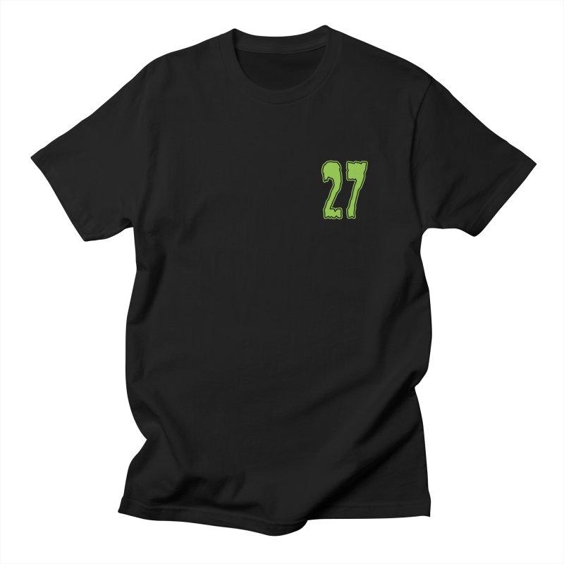 27 Pocket Logo Women's Regular Unisex T-Shirt by Billy Martin's Artist Shop