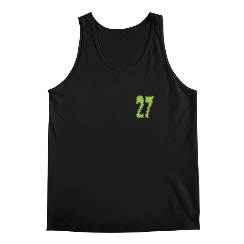 27 Pocket Logo Men's Regular Tank by Billy Martin's Artist Shop