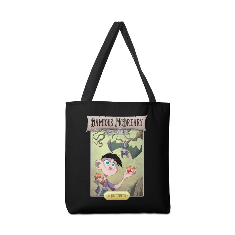 Damious McDreary Accessories Tote Bag Bag by Billy Martin's Artist Shop