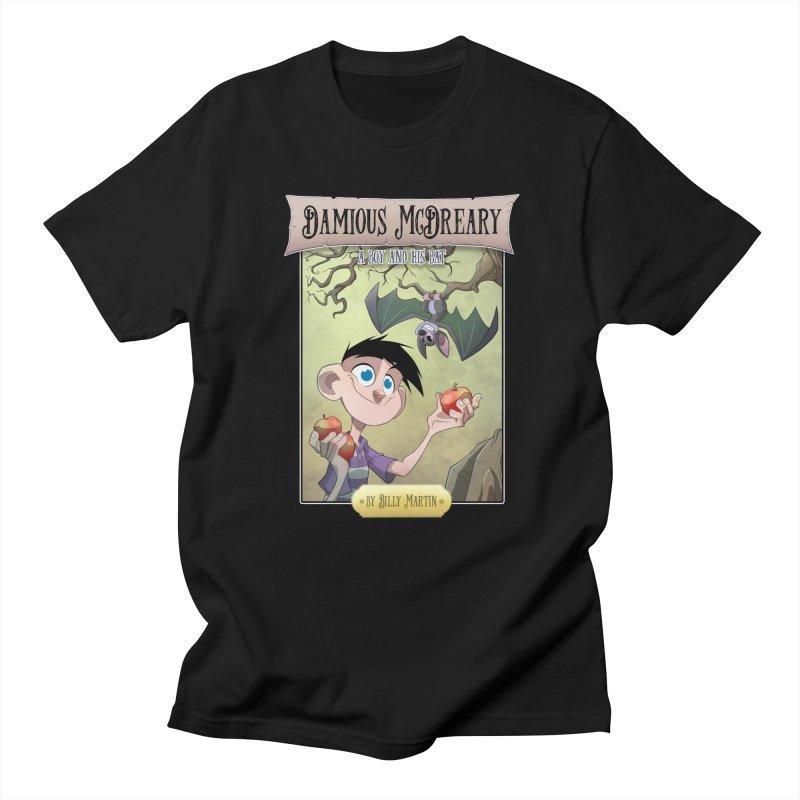 Damious McDreary Women's Regular Unisex T-Shirt by Billy Martin's Artist Shop