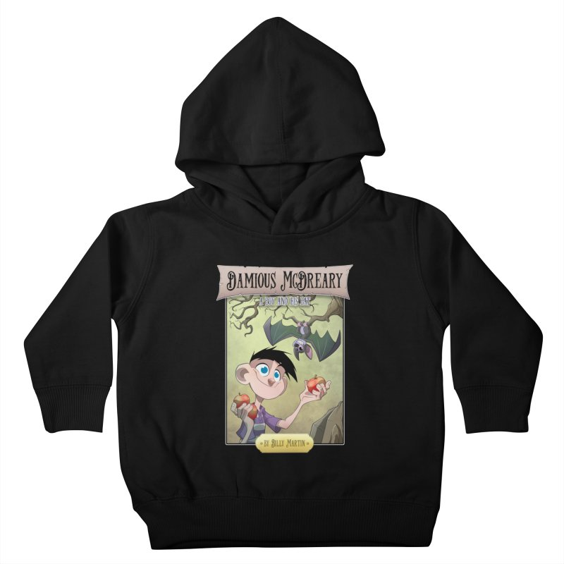 Damious McDreary Kids Toddler Pullover Hoody by Billy Martin's Artist Shop