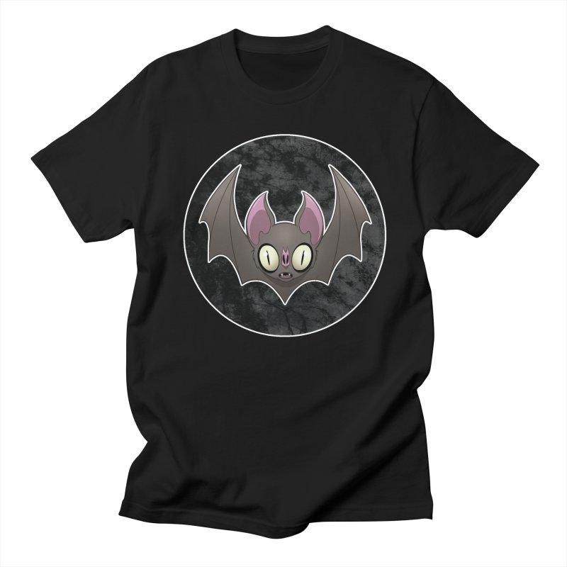 Batty Women's Regular Unisex T-Shirt by Billy Martin's Artist Shop