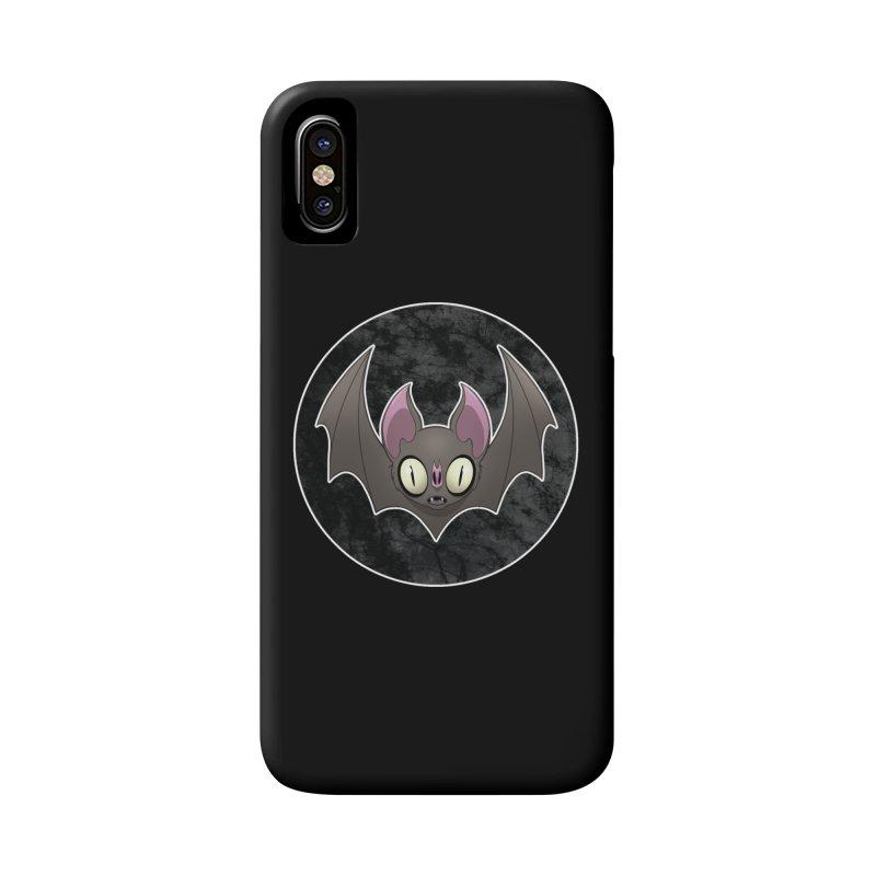 Batty Accessories Phone Case by Billy Martin's Artist Shop