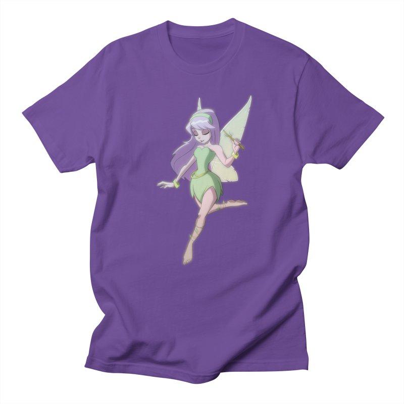 Fairy Women's Regular Unisex T-Shirt by Billy Martin's Artist Shop