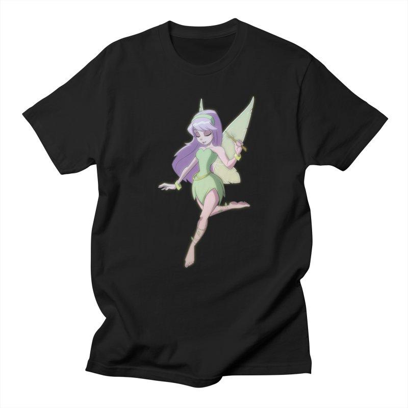 Fairy Men's Regular T-Shirt by Billy Martin's Artist Shop
