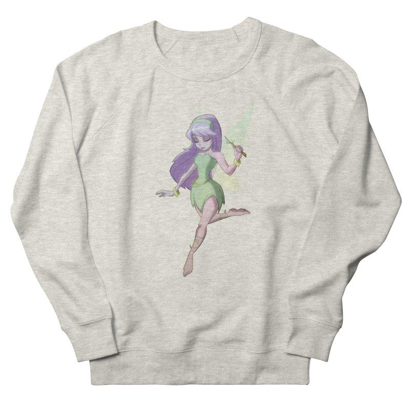 Fairy Women's French Terry Sweatshirt by Billy Martin's Artist Shop