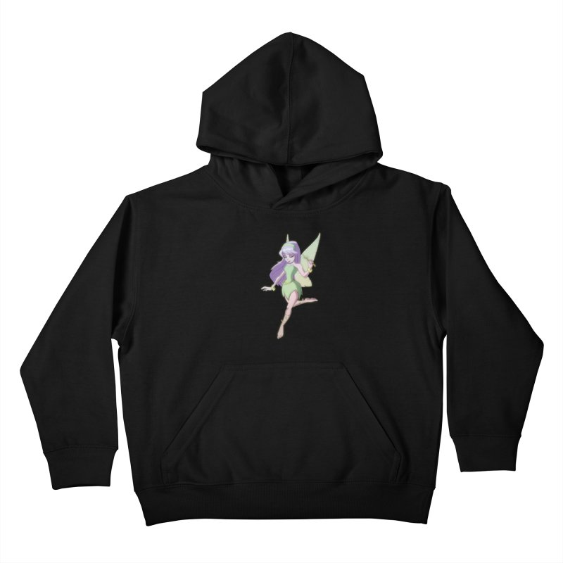 Fairy Kids Pullover Hoody by Billy Martin's Artist Shop