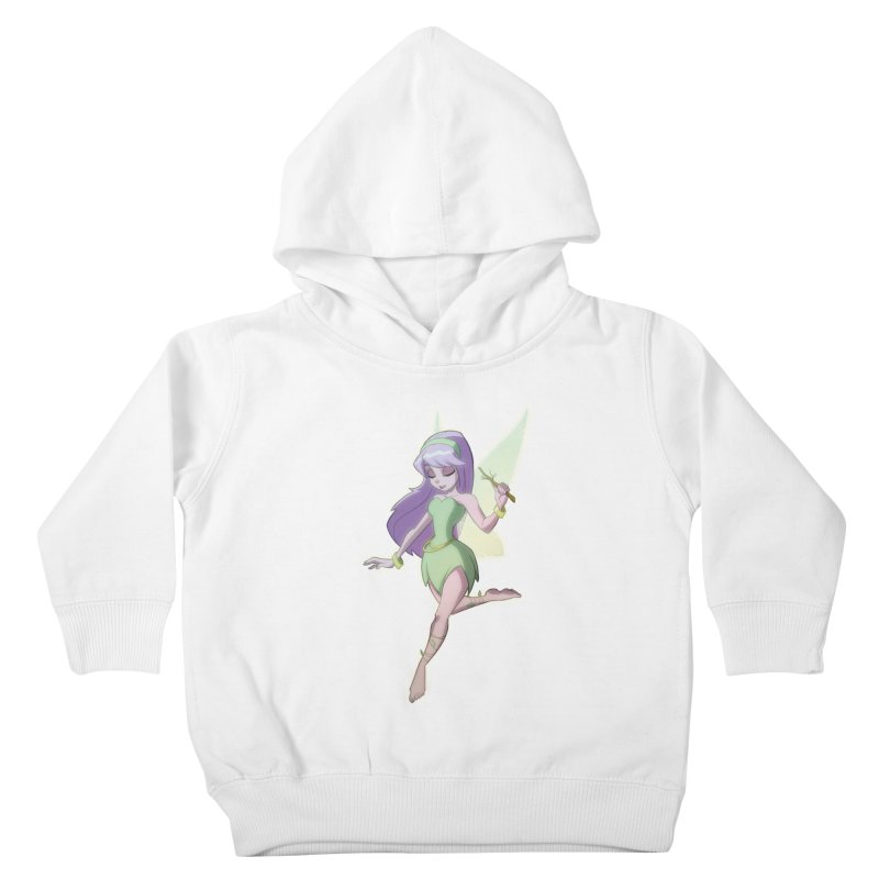 Fairy Kids Toddler Pullover Hoody by Billy Martin's Artist Shop