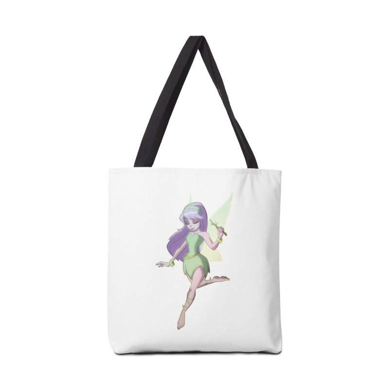 Fairy Accessories Tote Bag Bag by Billy Martin's Artist Shop