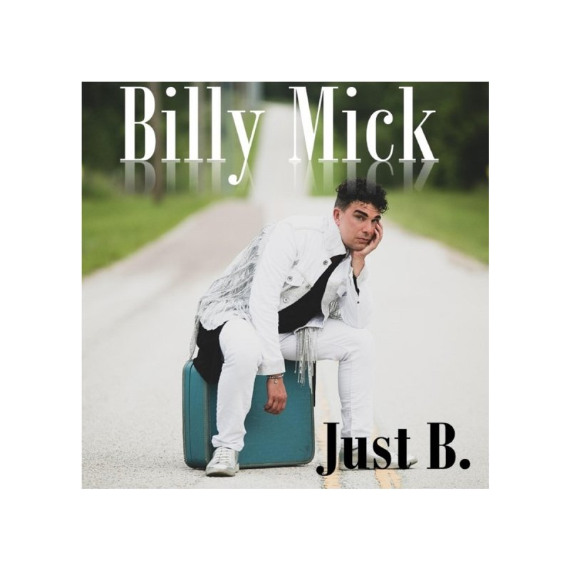 Just B Cover Art Men's T-Shirt by BillyMickMusic's Artist Shop