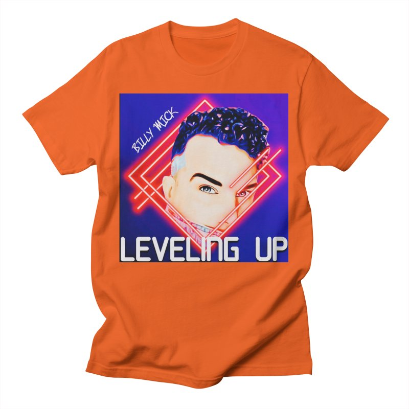 Leveling Up Cover Art Men's T-Shirt by BillyMickMusic's Artist Shop
