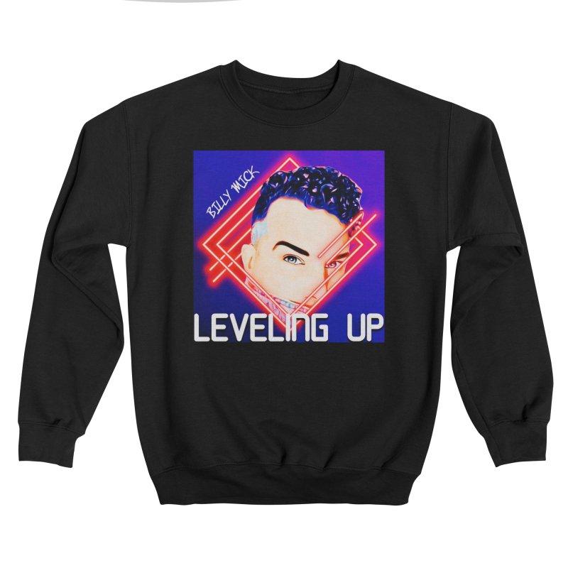 Leveling Up Cover Art Women's Sweatshirt by BillyMickMusic's Artist Shop