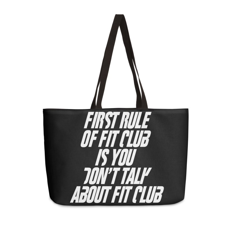 First Rule Accessories Bag by BIZ SHAW