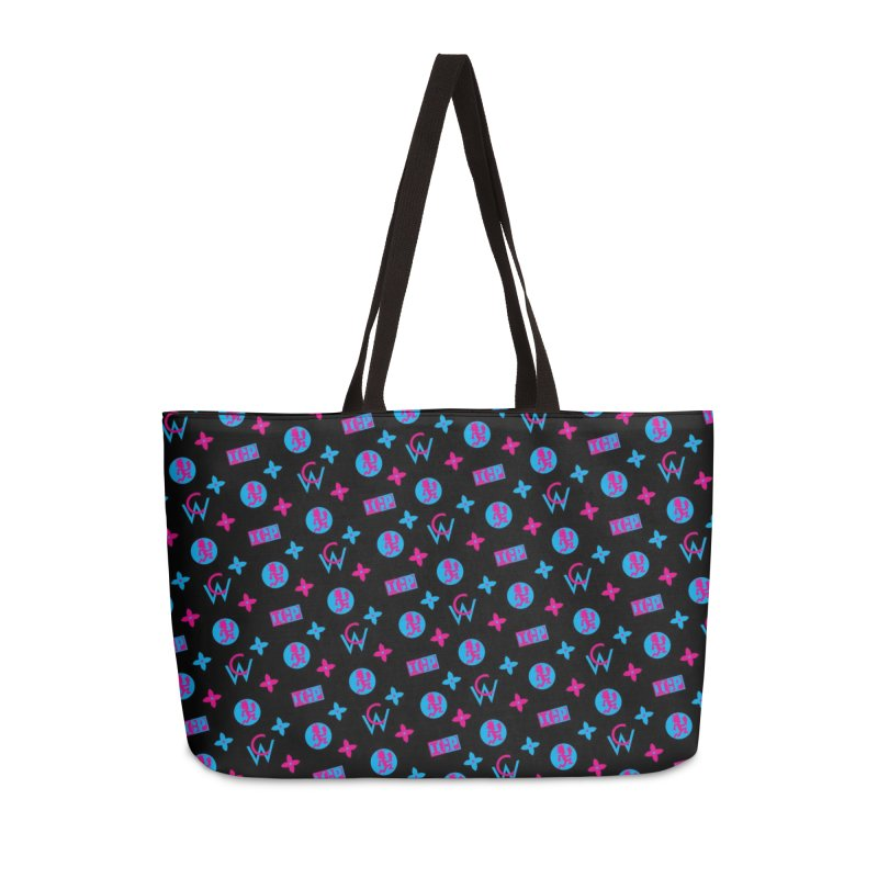 COC - Wicked Clown Louis Vuitton - Black Accessories Bag by BIZ SHAW