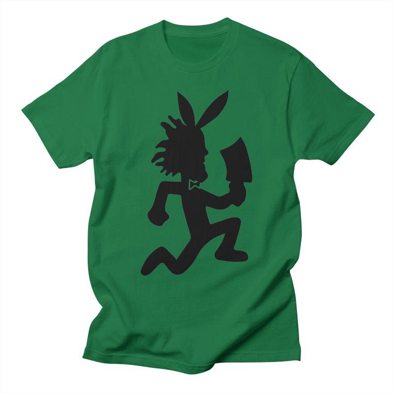 Hatchet Playboy Men's T-Shirt by BIZ SHAW