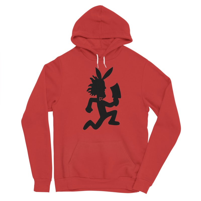 Hatchet Playboy Women's Pullover Hoody by BIZ SHAW