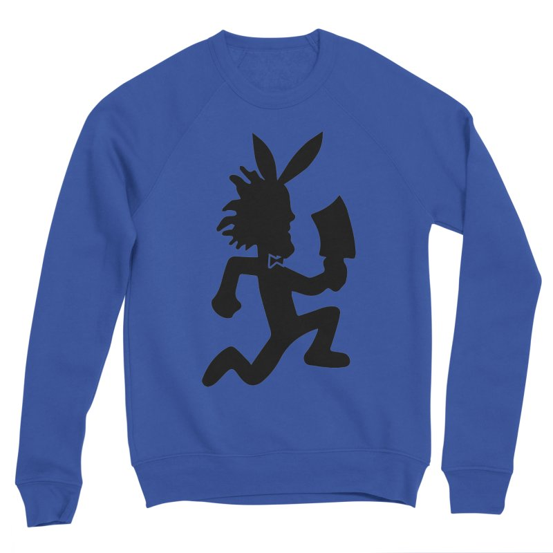 Hatchet Playboy Men's Sweatshirt by BIZ SHAW